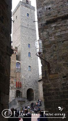 Parlare di San Gimignano in un post...bhè...cercherò di essere breve...