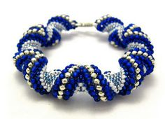 The Beading Gem's Journal: 5 Beautiful Bracelets with a Twist!