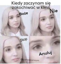 Bo miłości nie ma :) To tylko Wtf Funny, Hilarious, Polish Memes, Weekend Humor, Funny Mems, Just Smile, Reaction Pictures, Man Humor, Really Funny