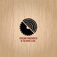 Carpentry visual identity by Sérgio Almeida, via Behance