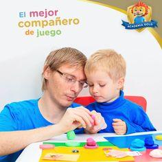 Para los niños, jugar es la manera de aprender nuevos conceptos y desarrollar sus habilidades.  Visita nuestra página y descubre los mejores consejos para aprovechar al máximo tus sesiones de juego con tu pequeño o pequeña: http://www.progressgoldmexico.com/node/88