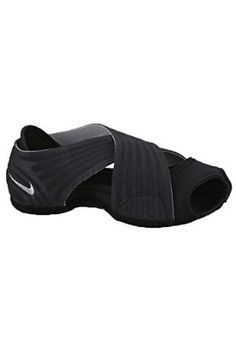 Amazon.com | Nike Womens Studio Wrap 3 Dance Yoga Shoes Black/Grey XS Size | Ballet & Dance Yoga Shoes, Thing 1, Ballet Dance, Dance Shoes, Black Shoes, Nike Women, Black And Grey, Slip On, Wedges