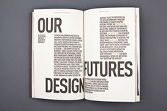 The Design Society Journal № 2 on Behance