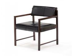 Poltrona Del Rey / Del Rey Armchair. Design by Jorge Zalszupin.