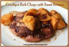 If you're new here, you may want to subscribe to my FREE Daily Updates Newsletter. Thanks for visiting!A little sweet and a little salty make these slow cooker pork chops with sweet potatoes the perfect dinner!  Throw it all together in the crockpot for an easy dinner solution in today's busy times! 5.0 from 2 […]