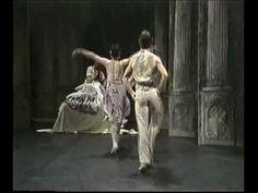 """Ragtime. L' Histoire du soldat.wmv Nederlands Dans Theater. """"L' Histoire du soldat"""". Música - Igor Stravinsky - // Coreografía - Jirí Kylián -"""