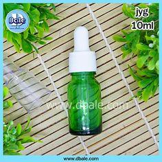 ขวดแก้ว อโรมา สีเขียวใส 10มล. Line Friends, Glass Bottles, Water Bottle, Coding, Ads, Drinks, Drinking, Beverages, Water Bottles