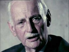 OTTO FRANK.  Father of Margo and Anne Frank. Talks about Anne's diary (short - worth the view).