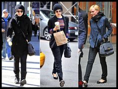 Carey Mulligan Sporting Her D & G Miss Sicily bag with Great Style.jpg