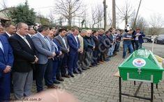Kdz.Ereğli'de gazeteci Hüseyin Orhan'ın uzun zamandır rahasız olan babası Ali Orhan dün vefat etti.