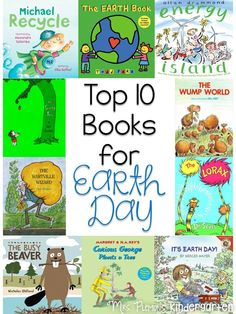 Mrs. Plemons' Kindergarten: Earth Day Essentials