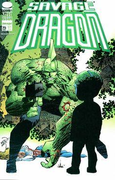 Savage Dragon # 75