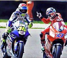 Twice....coz I can Tracker Motorcycle, Motorcycle Logo, Racing Motorcycles, Ducati, Valentino Rossi 46, Biker Quotes, Yamaha Motor, Super Bikes, Road Racing