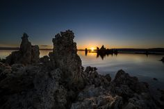 Morning Renewal, Mono Lake - Fine Art Print by dubland on Etsy