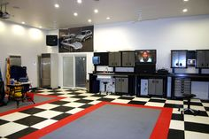 #man caves #garages