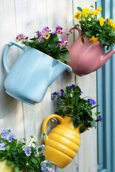 Cute idea for over my potting table