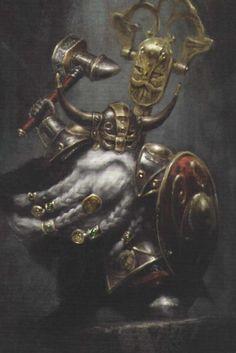 Belegar, par (auteur inconnu), in Warhammer Battle 8e édition, livre d'armée Nains, par Games Workshop