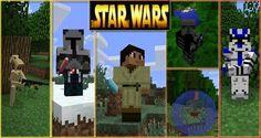 Minecraft 1.5.2 - STAR WARS Mod