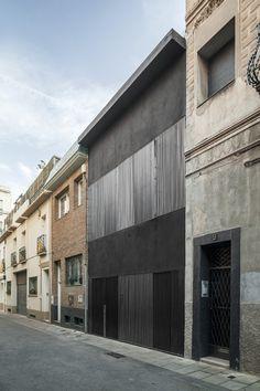 dataAE Spanish Architecture, Old And New, Nasa, Minimalism, Interior Design, Outdoor Decor, Multimedia, Instagram, Home Decor