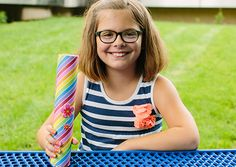 DIY Rain Stick! Great musical craft to keep your child dancing and singing all day, plus other musical activity ideas.