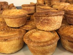 Pork pies #Catering #CGCEvents #Food #Barnsley #OakwellStadium #events #venue #Yorkshire
