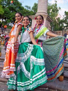 Los bailes - Mexico