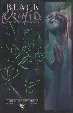Black Orchid # 2 DC Comics ( 1988 )