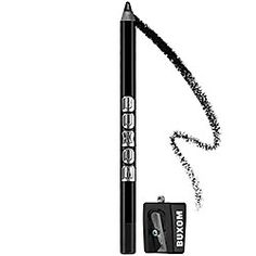 Best eyeliner i have ever found. does not budge, smudge or melt and lasts all day.   Buxom - Hold The Line™ Waterproof Eyeliner  #sephora