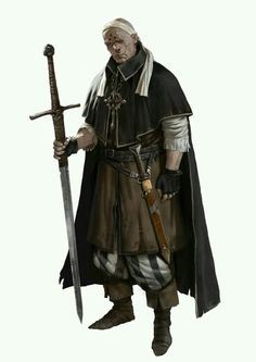 Chevalier vétéran.