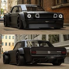 Black Horse '65 Ford Mustang #mustang #fordmustang #horse