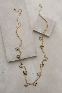pulsed triangle necklace #anthrofave