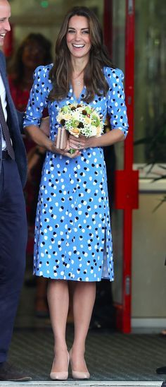 We Thought Kate Middleton's Dress Was Simple, but Then She Turned to the Side