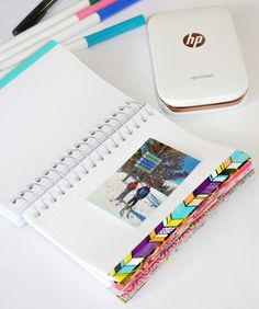 Photo Printer - Photography Tips You Have To Know About Hp Photo Printer, Hp Sprocket Photo Printer, Mini Photo, Photo Journal, Photo Craft, Scrapbook Albums, Project Ideas, Diy Projects, Craft Ideas