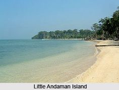 Little Andaman is the fourth largest of the Andaman Islands, lying in the Bay of Bengal and has been a tribal reserve since 1957. For more visit the page. #indianisland #travelindia #beaches
