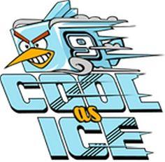 ice mans angry bird