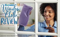 Norwex Window Cloth