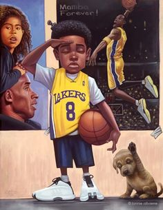 Dear Basketball, Bryant Basketball, Basketball Quotes, New York Fashion Institute, Kobe Bryant Pictures, King Lebron, Black Art Pictures, Football Pictures, Black Mamba