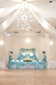 Tiffany Blue Quincenera Reception @ Demers Banquet Hall