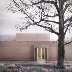 TEd'A arquitectes, maccari carrera architects · Crematorium in Thun