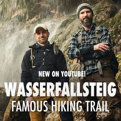 Hiking one of the most famous Trails in Germany. Check out my new Video on Youtube: https://youtu.be/r5ep45vRFO0 .   Visit me on Youtube. Link in Bio!#bushcraft #wilderness #outdoors #hiking #outdooradventures #woodsman #themountainiscalling #getoutdoors #bushcrafting #wildernessculture #getoutthere #getoutside #getoutstayout #survival #camping #thegreatoutdoors #stayandwander #campvibes #camplife #takeahike #wildernessculture #theoutbound #adventureculture #outdoorpics #nature #waterfall…