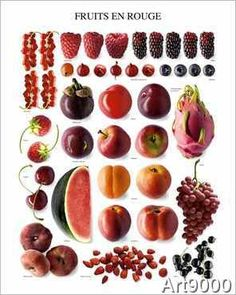 Atelier Nouvelles Images - Red fruit