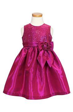 Sorbet Sequin Taffeta Dress (Big Girls) available at #Nordstrom