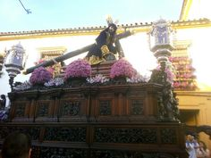 Semana Santa de Cordoba, España. Jesus Caido.
