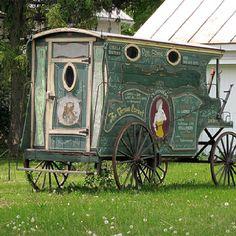Gypsy Wagon                                                       …