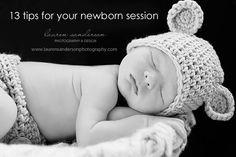 newborn photo tips