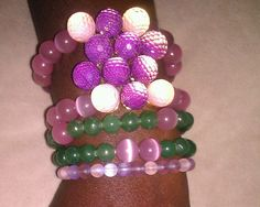 So Chic Arm Candy by TuTuDyeFor on Etsy, $28.50