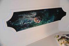 Ceiling Art Watercolour   Tyler Kennedy Stent   2017 Art Watercolour, Ceiling Art, Artists, Room, Bedroom, Rooms, Artist, Rum, Peace