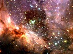 Nebula M17