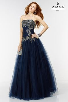 Alyce Paris Prom style 6541