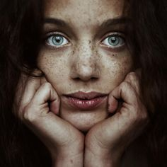 Incredible Natural-Light Female Portraits by Alessio Albi #inspiration #photography
